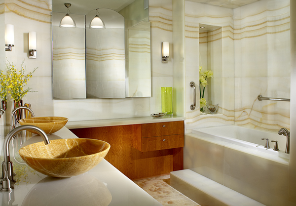 Relaxing Bathroom Design