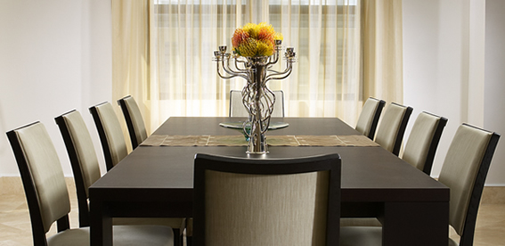 Dining Room Interior Design Miami