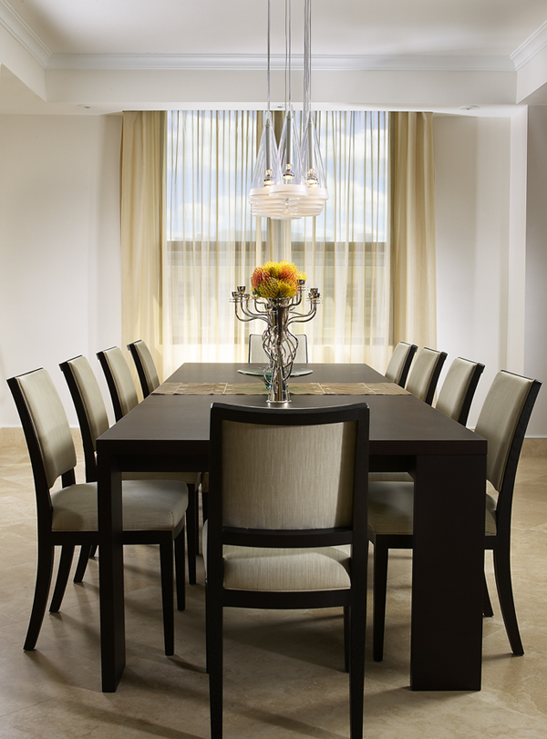 Small space dining room ideas