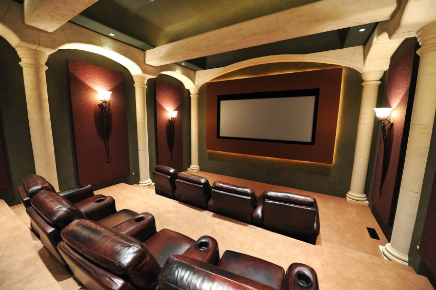 Fantastic home theater archives home theater minute - Home entertainment design ...