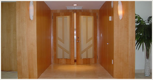Paneling Interior Design Services