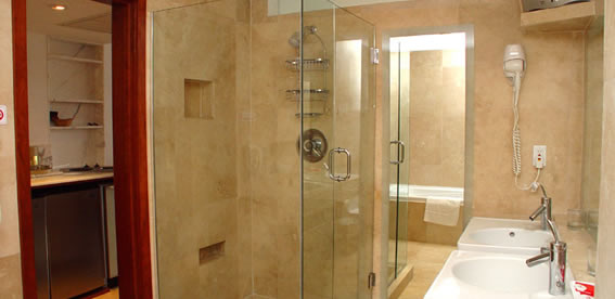 Shower Interior Design Services