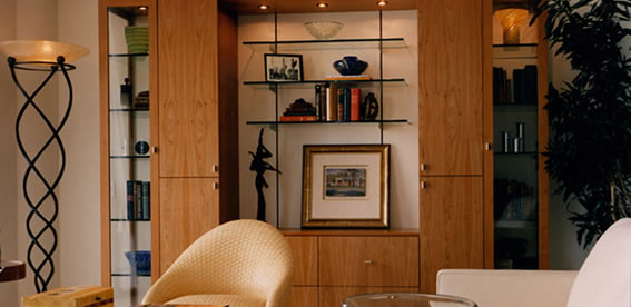 Wall Units Interior Design