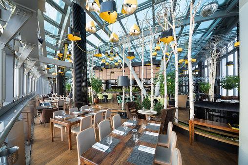 How to choose the best decor for your restaurant - Decoration restaurant bar moderne australie ...