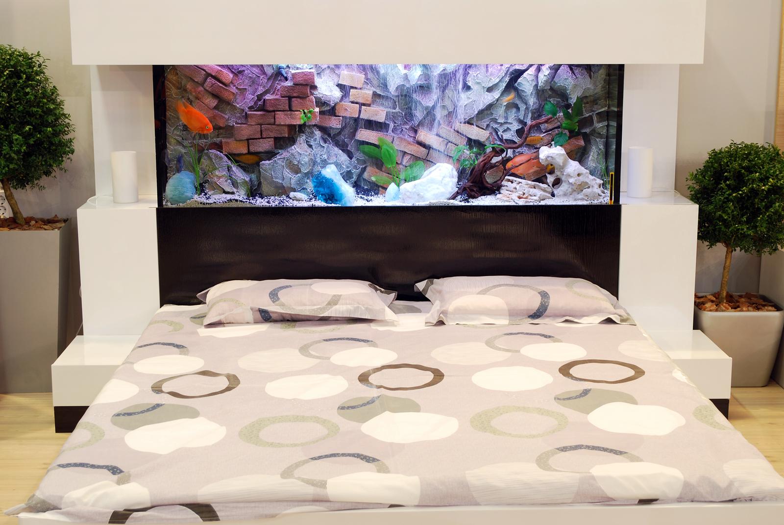 bigstock-bedroom-with-aquarium-over-bed-10883378