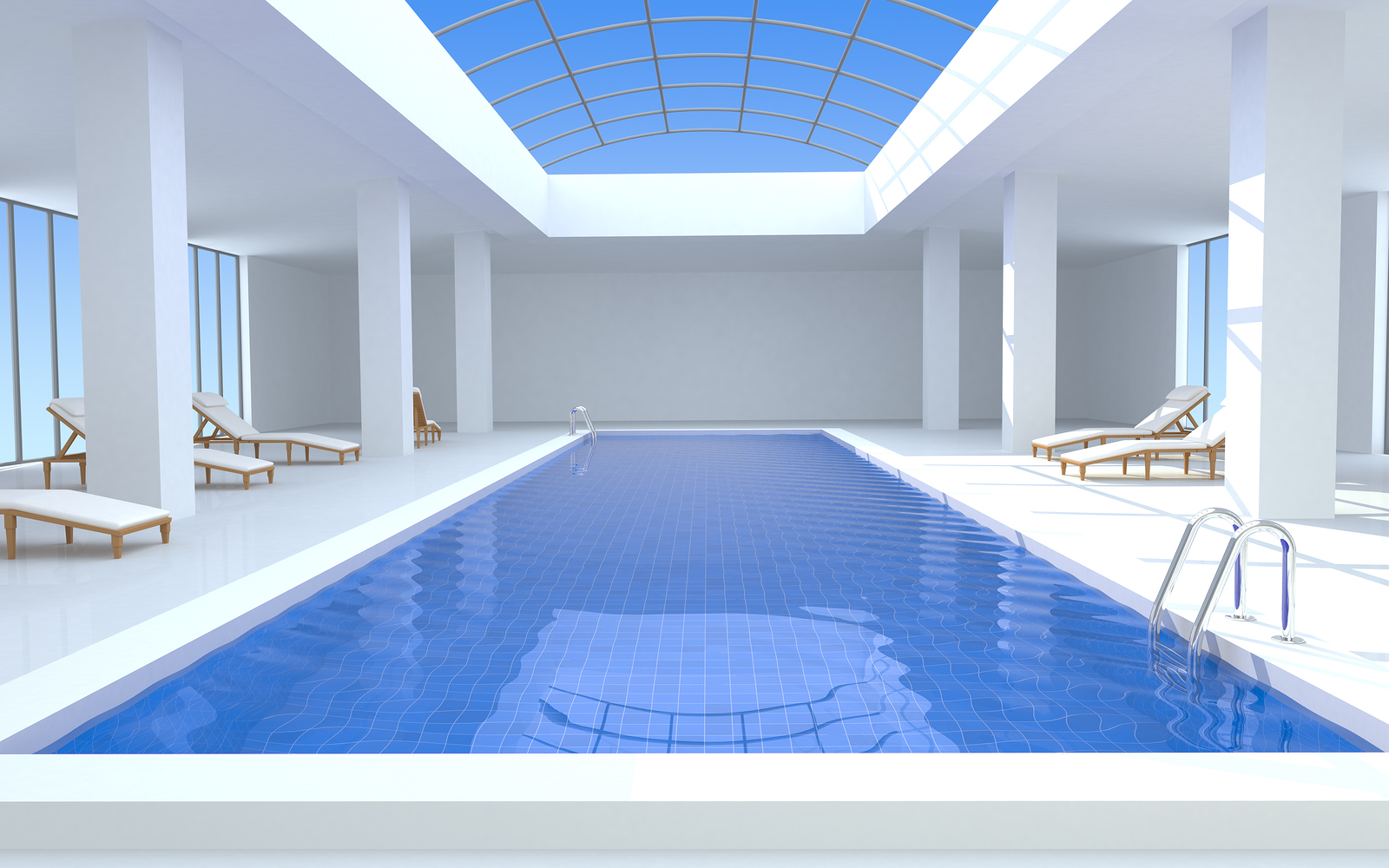 Indoor outdoor pools a perfect combination for Pool design miami