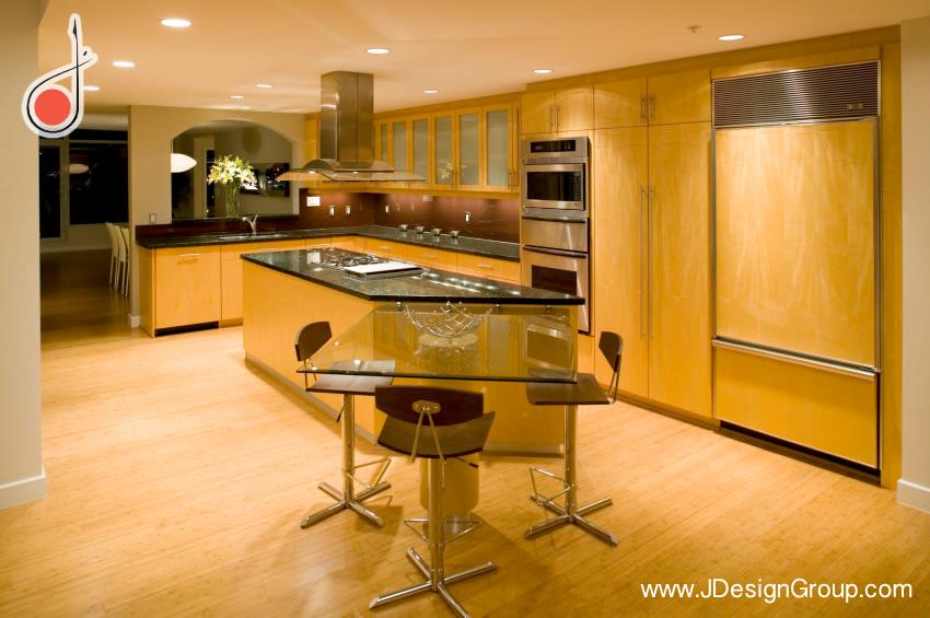 Modern Kitchen Interior Designs