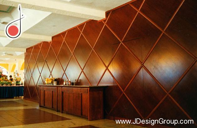 Miami Wood Paneling