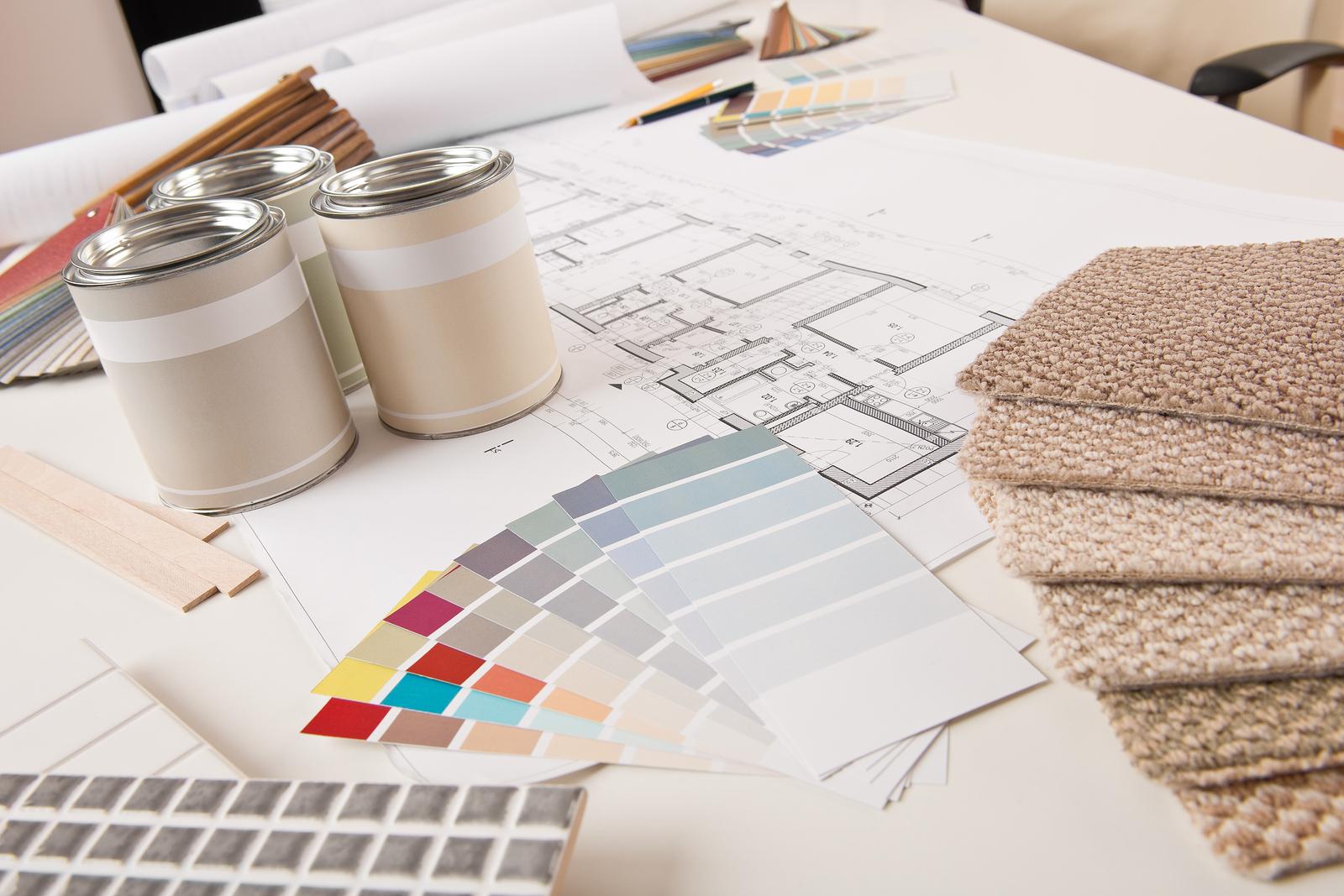 bigstock-Office-Of-Interior-Designer-Wi-6457394