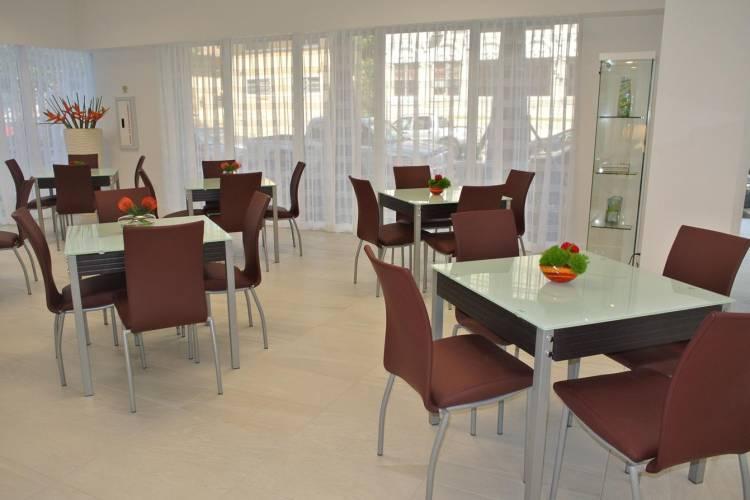 Restaurant Interior Design - Loft 1 Downtown Miami