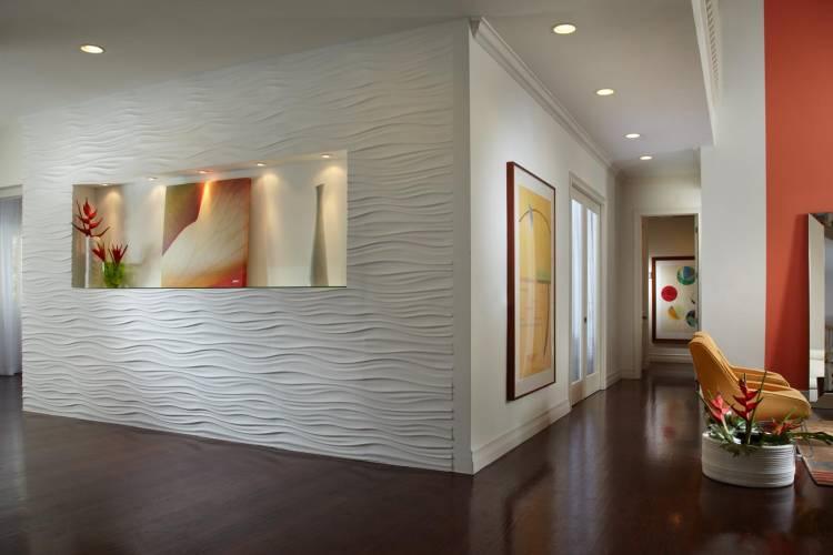 Interior Design of Tulloch Residence